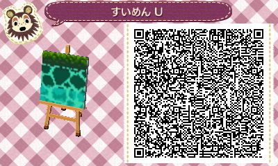 Qr Codes Animal Crossing New Leaf