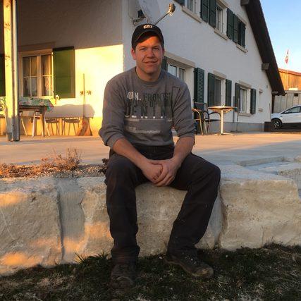 Ronny Villiger - Pferdeweide Villiger - künftiger Leiter