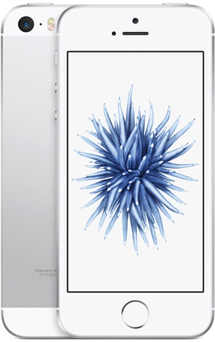 iPhone SE 16/32/64/128GB silver