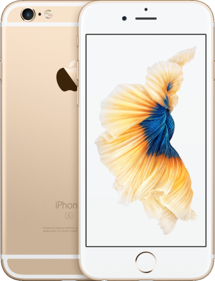 iPhone 6S 16/32/64/128GB gold
