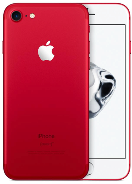 iPhone 7 32/128/256GB red