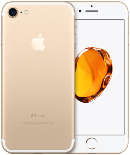 iPhone 7 32/128/256GB gold