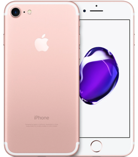 iPhone 7 32/128/256GB rosegold