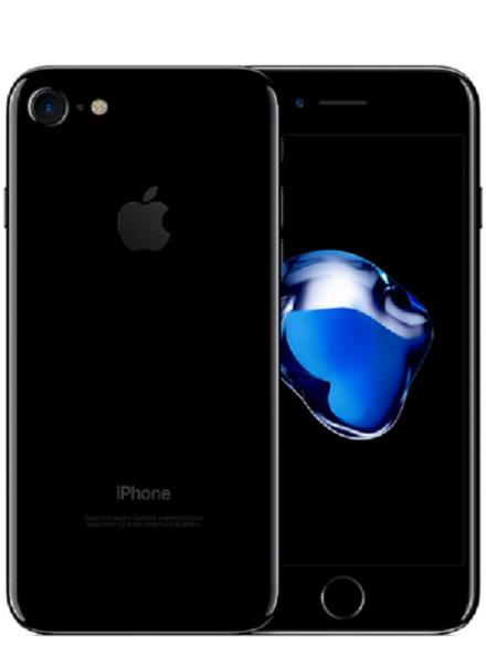 iPhone 7 32/128/256GB jetblack