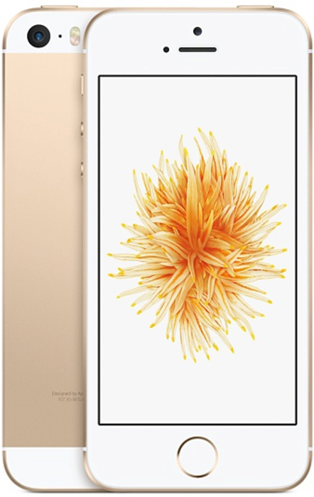 iPhone SE 16/32/64/128GB gold