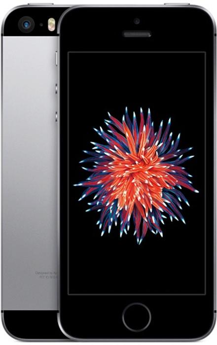 iPhone SE 16/32/64/128GB spacegrey
