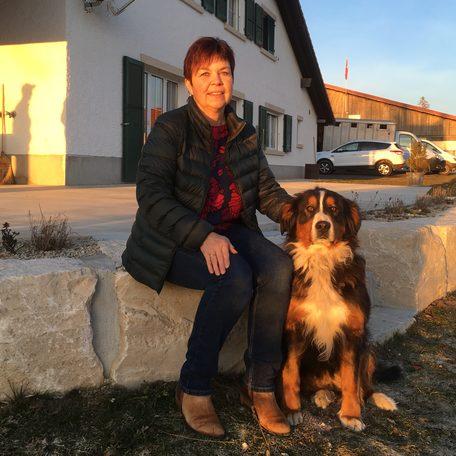 Esther Villiger - Pferdeweide Villiger - Die gute Seele