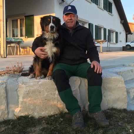 Andreas Villiger - Pferdeweide Villiger - Leiter