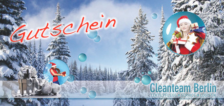 Gutschein Winter