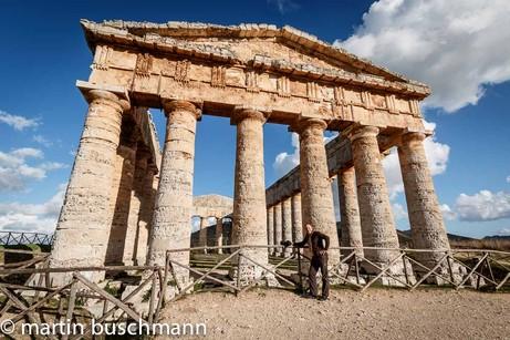 Foto- und Filmreise Sizilien