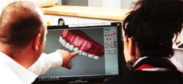 3D-unterstützte Visualisierung