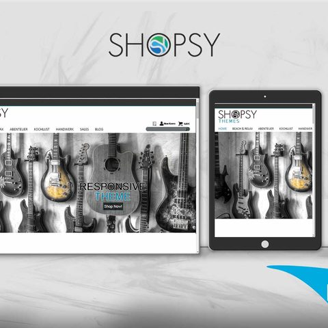 Webdesign Shopsy