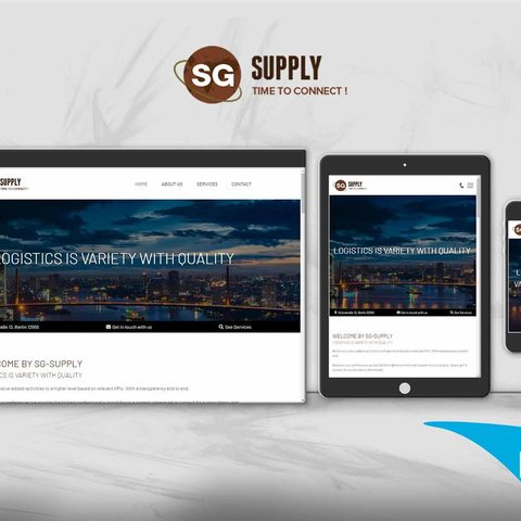 Webdesign SG Supply