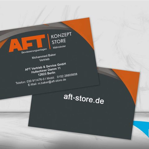 AFT Visitenkarte