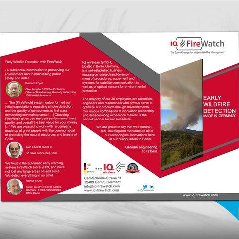 Firewatch Broschüre