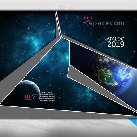 Spacecom Katalog 2019