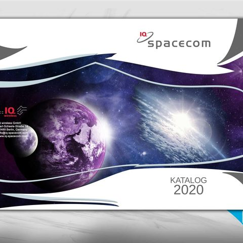 Spacecom Katalog 2020