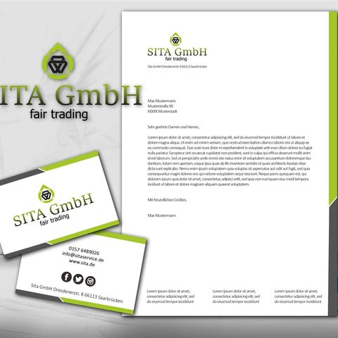 Corporate Design Sita GmbH
