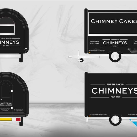 Foodtruck Wrapdesign