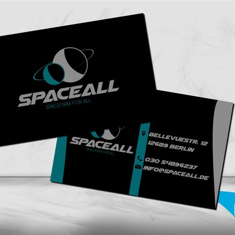 Visitenkarten Spaceall