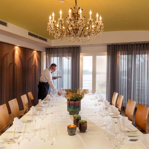Restaurant 'Die Insel' Hannover Saal Bellevue
