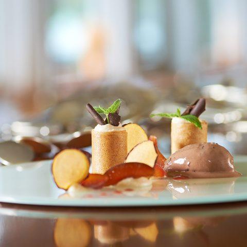 Mediterranes Restaurant 'Die Insel' Hannover Dessert