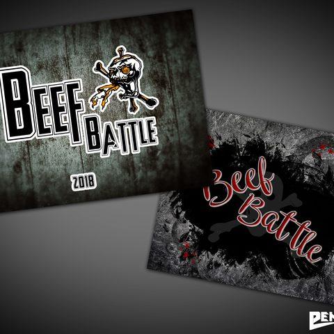 Beef Battle Poster