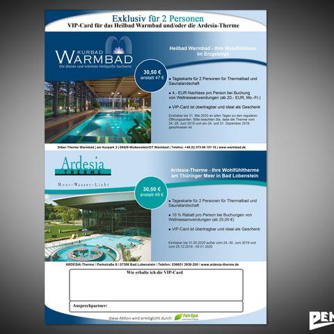Plakat & VIP Card