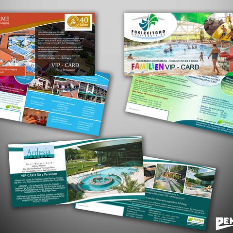 VIP Cards Thermen Sauna