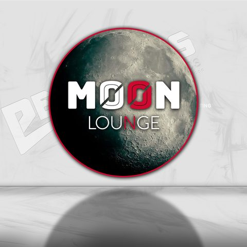 Logodesign Moonlounge