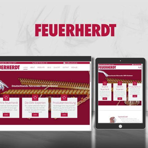Webdesign Feuerherdt GmbH