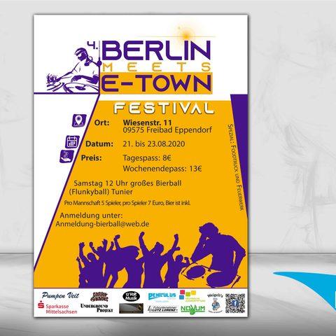 Plakatdesign  Berlin