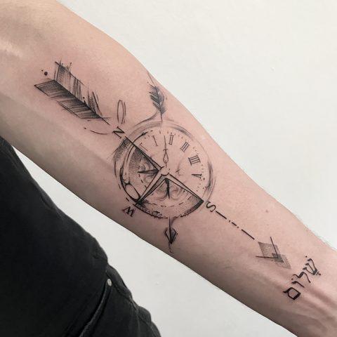 Hanna, Leah, Selfmade, Tattoo, Berlin, Vegan, Walkin, Realistic,