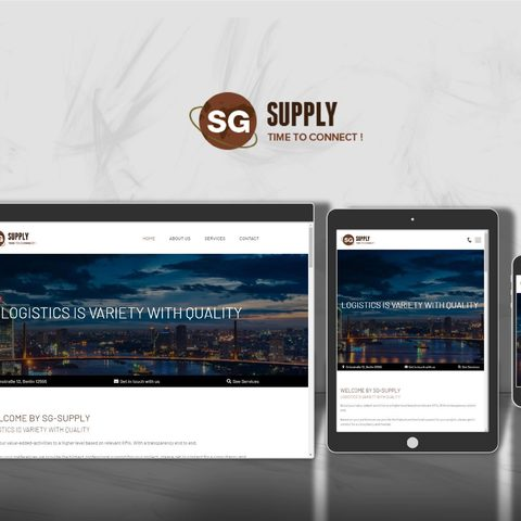 Website SG Supply