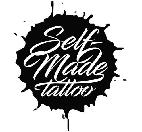 Self Made Tattoo Header Logo