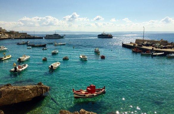 Ägadische Inseln Wanderreise, Sizilien Rundreise, Sizilien Wanderreise