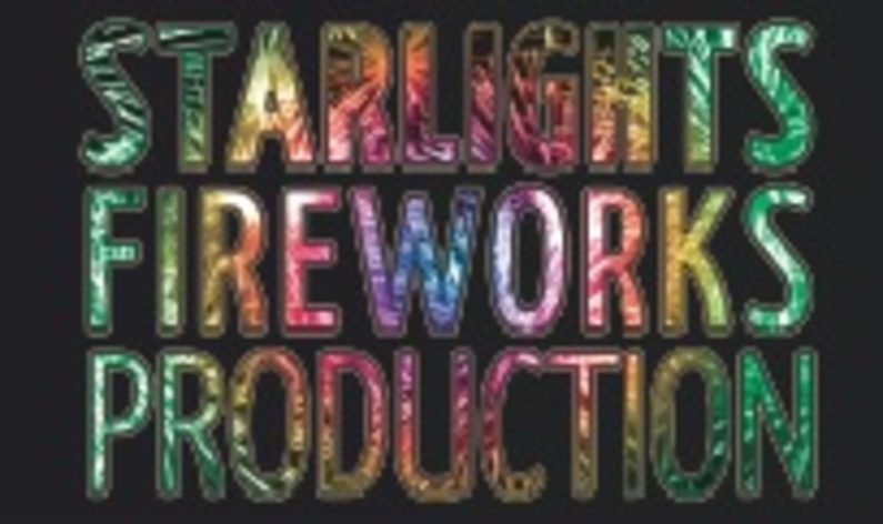 Starlight Fireworks Production