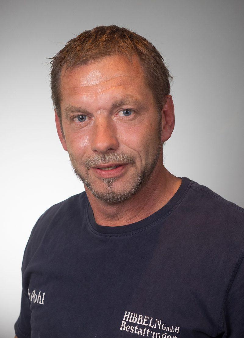 Olaf Pohl  Steinmetz