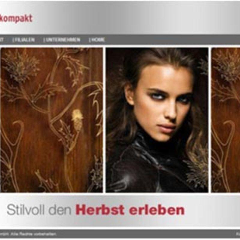 Karstadt kompakt | Interimswebsite