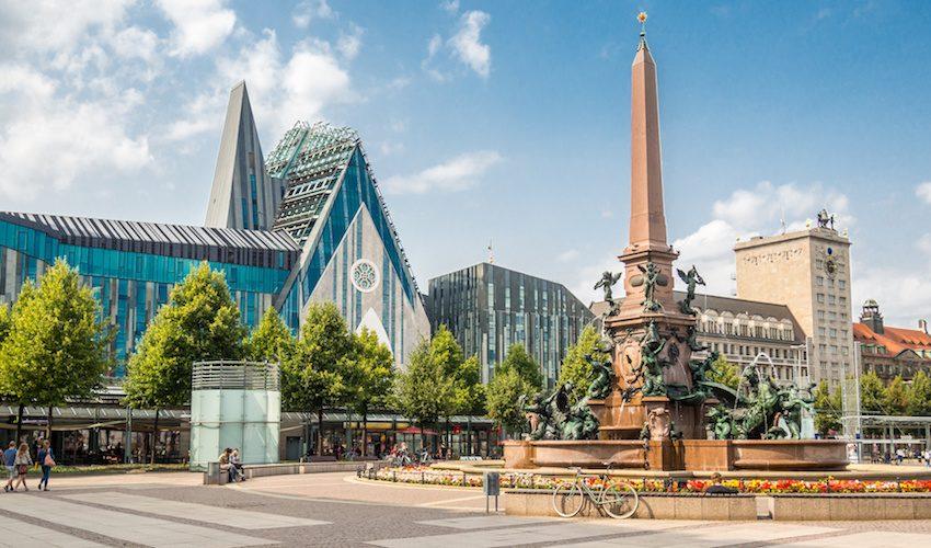 Leipzig und Webdesign