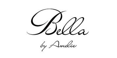 Bella by Amelie. Eine Brautkleidmarke, die auf große Größen spezialisiert ist. Erhältlich bei Princess Dreams.