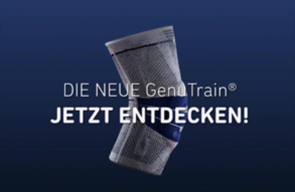 Kniebandage aus dem Sanitätshaus Röper in Menden