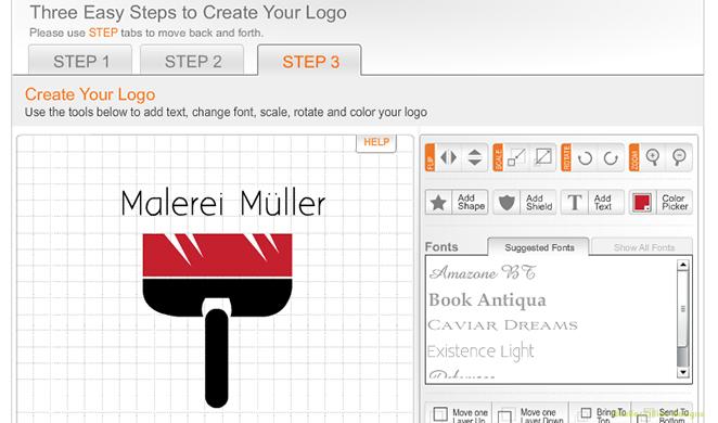 Zillion Design Schritt 3