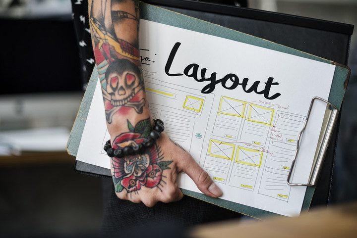 Individuelles Webdesign